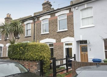 Thumbnail 2 bed terraced house for sale in Machell Road, London