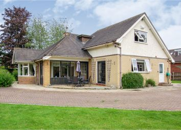 Thumbnail 3 bed detached house for sale in Padgbury Lane, Congleton