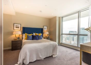 Thumbnail 2 bed flat for sale in Charrington Tower, Docklands