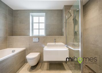Thumbnail 2 bed flat to rent in Ashridge Close, London