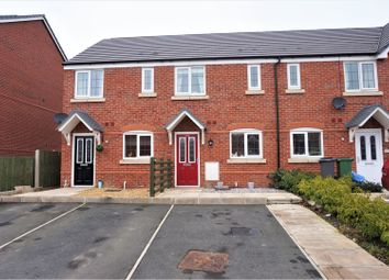 Thumbnail 2 bed terraced house for sale in Heritage Way, Llanymynech