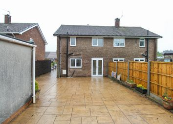 3 bed semi-detached house to rent in Willow Court, Calow, Chesterfield S44