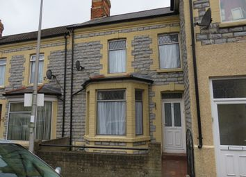 Thumbnail 3 bed terraced house for sale in Station Street, Barry