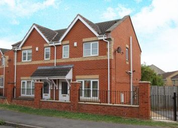 Thumbnail 2 bedroom semi-detached house for sale in Stirling Way, Sheffield, South Yorkshire