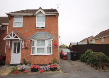 Thumbnail 3 bed semi-detached house for sale in Foxley Court, Bourne