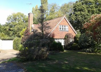 Thumbnail 4 bed detached house for sale in Sturges Field, Chislehurst, Kent