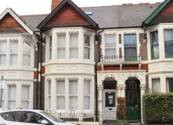 Thumbnail 7 bed terraced house for sale in Shirley Road, Roath, Cardiff