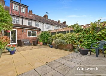 Thumbnail 4 bed terraced house for sale in Boycroft Avenue, Kingsbury, London