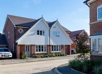 Thumbnail 3 bed semi-detached house for sale in Appledown Grange, Marden, Kent