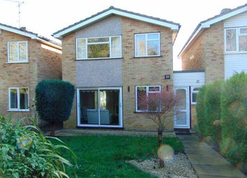 Thumbnail 3 bed link-detached house for sale in Falconers Close, Daventry