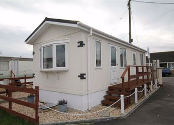 Thumbnail 1 bedroom mobile/park home for sale in Beach Road, Severn Beach, Bristol