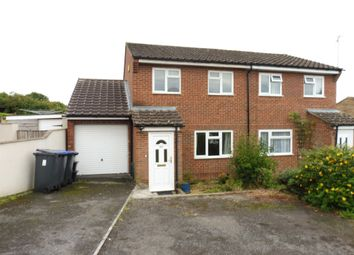 Thumbnail 3 bed semi-detached house for sale in Mill Green Road, Amesbury, Salisbury