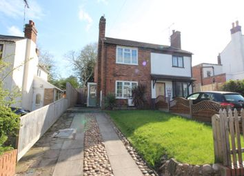Thumbnail 2 bed semi-detached house for sale in Castle Road, Cookley, Kidderminster