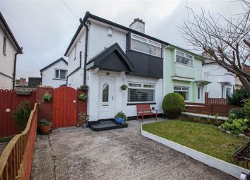 Thumbnail 3 bedroom semi-detached house for sale in 7, Deerpark Road, Belfast