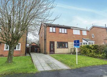 Thumbnail 3 bed semi-detached house for sale in Grange Drive, Hoghton, Preston