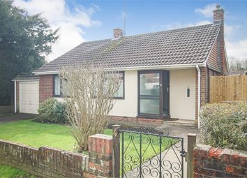 Thumbnail 2 bed detached bungalow for sale in 4 Charlwoods Road, East Grinstead, West Sussex