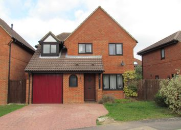 Thumbnail 4 bed detached house to rent in Knollys Close, Abingdon-On-Thames
