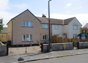 Thumbnail 3 bedroom semi-detached house for sale in Greenmoor Road, Egremont, Cumbria