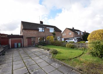 Thumbnail 3 bedroom semi-detached house for sale in Ullswater Avenue, Prenton, Wirral