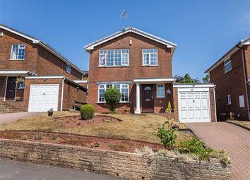 Thumbnail 4 bed detached house for sale in Ashenhurst Way, Leek