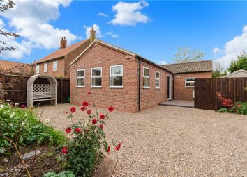 Thumbnail 3 bed detached bungalow for sale in Great North Road, Cromwell, Newark