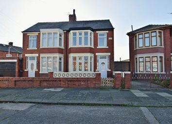 Thumbnail 3 bedroom semi-detached house for sale in Arnott Road, Blackpool