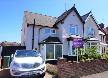 Thumbnail 3 bed semi-detached house for sale in Tuffley Crescent, Gloucester