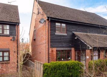 Thumbnail 4 bed semi-detached house for sale in Kings Meadow, Wigmore, Herefordshire