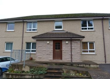 Thumbnail 2 bed flat to rent in Quarry Road, Lossiemouth