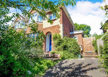 Thumbnail 3 bedroom semi-detached house for sale in Heskett Park, Pembury, Tunbridge Wells