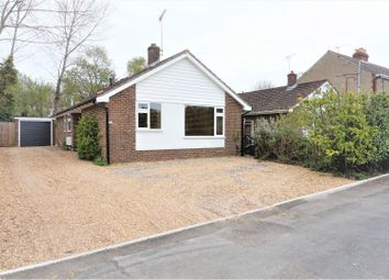 Thumbnail 3 bed detached bungalow for sale in Hart Plain Avenue, Cowplain, Waterlooville