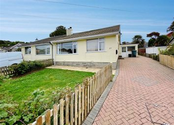 2 bed semi-detached bungalow for sale in Pine Close, Higher Brixham, Brixham TQ5