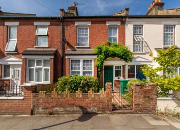 Thumbnail 2 bed terraced house for sale in Raleigh Road, London