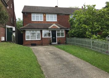 Thumbnail 3 bed semi-detached house to rent in Goffs Lane, Goffs Oak, Hertfordshire