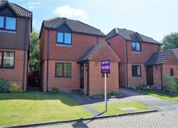 Thumbnail 3 bed semi-detached house for sale in Steeple Way, Fareham