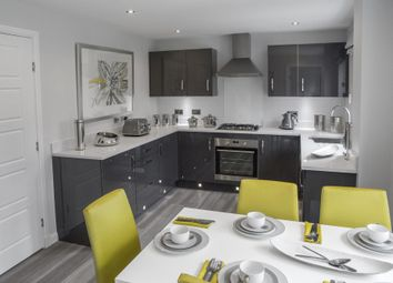 """Thumbnail 4 bedroom detached house for sale in """"Delgattie"""" at Greystone Road, Kemnay, Inverurie"""