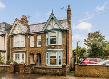 Thumbnail 3 bedroom property for sale in Cromwell Road, Whitstable