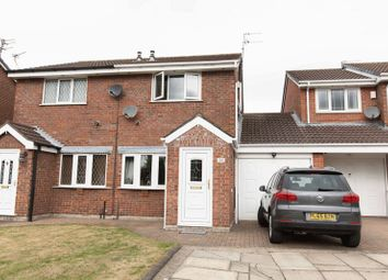 Thumbnail 2 bedroom semi-detached house for sale in Aragon Close, Lydiate, Liverpool