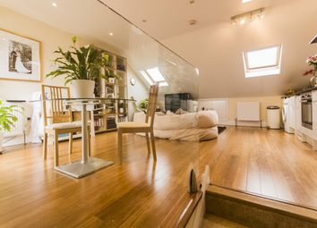 Thumbnail 1 bed flat to rent in Lyham Road, Clapham, London