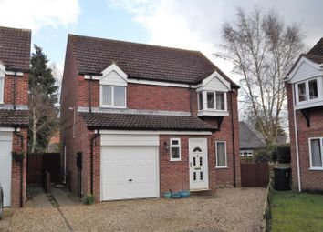 Thumbnail 4 bed detached house to rent in St. Leonards Close, Woodhall Spa
