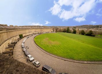 Thumbnail 2 bedroom flat to rent in Royal Crescent, Bath