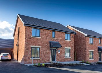 Thumbnail 4 bed detached house for sale in Leyland Lane, Leyland