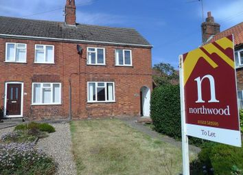 Thumbnail 2 bed terraced house to rent in Halton Road, Spilsby