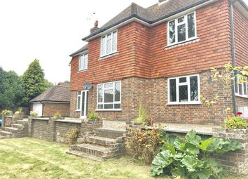 Thumbnail 3 bed detached house for sale in Cheviot Close, Worthing, West Sussex