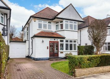 Thumbnail 3 bedroom detached house for sale in Woodlands, North Harrow, Middlesex
