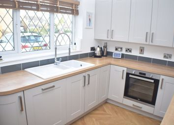 Thumbnail 4 bedroom detached house to rent in Plough Lane, Newborough, Peterborough