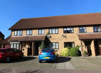 Thumbnail 3 bedroom terraced house to rent in Gaddesden Crescent, Wavendon Gate, Milton Keynes