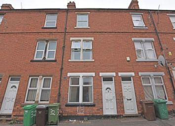 Thumbnail 3 bed terraced house to rent in Eland Street, Nottingham