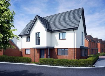 "4 bed property for sale in ""Genoa"" at Jekyll Close, Tadpole Garden Village, Swindon SN25"
