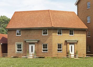 "Thumbnail 2 bed flat for sale in ""Layton"" at Prior Deram Walk, Coventry"